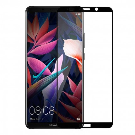Захисне скло MakeFuture Full Cover Huawei Mate 10 Pro Black
