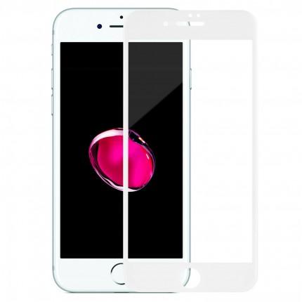 Захисне скло MakeFuture 3D Apple iPhone 7 Plus White