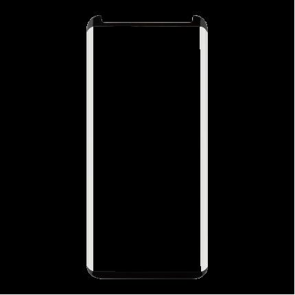 Захисне скло MakeFuture 3D Samsung S8 Plus Black