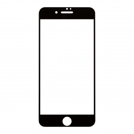 Захисне скло MakeFuture Full Cover Apple iPhone 7 Plus Black