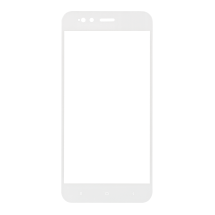Захисне скло MakeFuture Full Cover Xiaomi MiA1 (5X) White