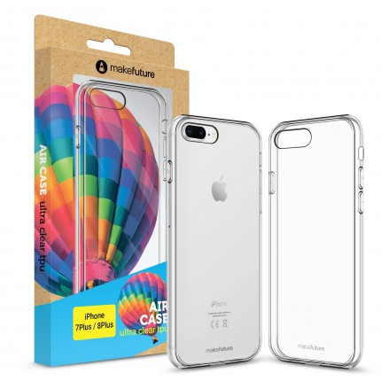 Кейс MakeFuture Air Apple iPhone 7 Plus/8 Plus Clear