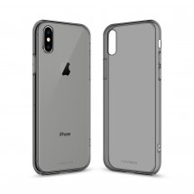 Кейс MakeFuture Air Apple iPhone XS Max Black