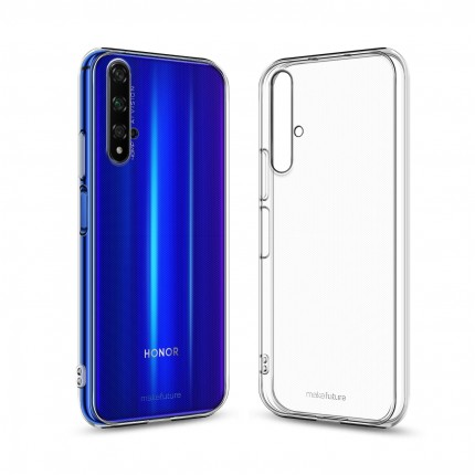 Кейс MakeFuture Air Honor 20 Clear