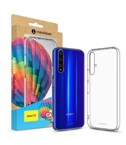 Кейс MakeFuture Honor 20 Air Clear