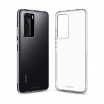 Кейс MakeFuture Air Huawei P40 Pro Clear