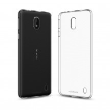 Кейс MakeFuture Nokia 1 Plus Air Clear