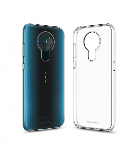Кейс MakeFuture Air Nokia 5.3 Clear