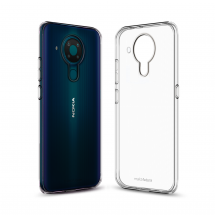 Кейс MakeFuture Nokia 5.4 Air Clear