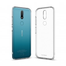 Кейс MakeFuture Nokia 2.4 Air Clear