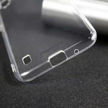 Кейс MakeFuture Air Samsung A01 Clear