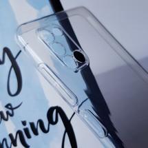 Кейс MakeFuture Air Samsung A31 Clear