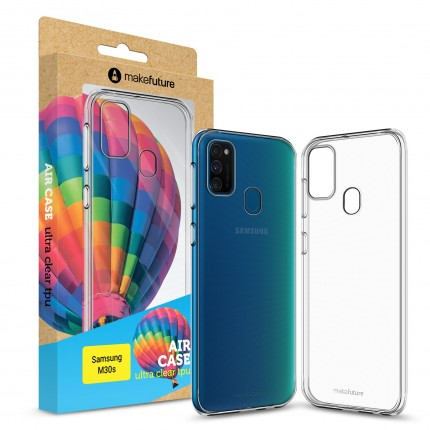 Кейс MakeFuture Air Samsung M30s Clear