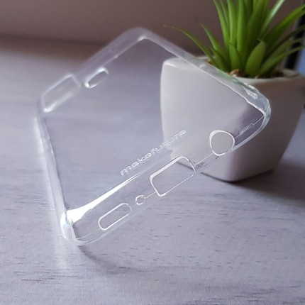 Кейс MakeFuture Air Samsung M31 Clear