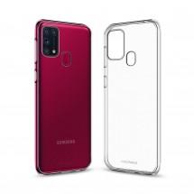 Кейс MakeFuture Air Samsung M31 Clear