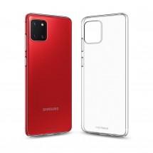 Кейс MakeFuture Air Samsung Note 10 Lite Clear