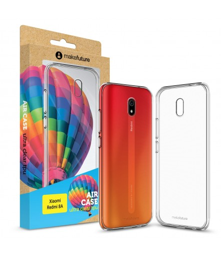 Кейс MakeFuture Air Xiaomi Redmi 8A Clear