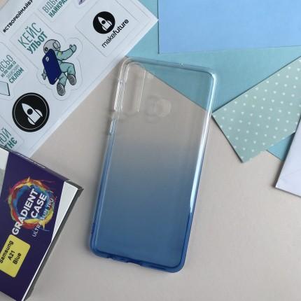 Кейс MakeFuture Gradient Samsung A21 Blue