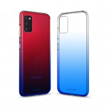 Кейс MakeFuture Gradient Samsung A41 Blue