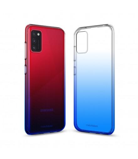 Кейс MakeFuture Samsung A41 Gradient Blue