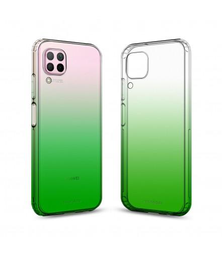 Кейс MakeFuture Gradient Huawei P40 Lite Green