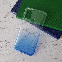 Кейс MakeFuture Gradient Samsung M21 Blue