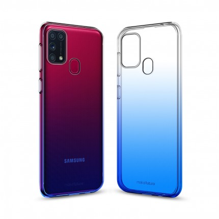 Кейс MakeFuture Gradient Samsung M31 Blue
