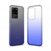 Кейс MakeFuture Gradient Samsung S20 Ultra Blue