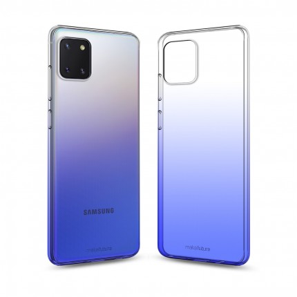 Кейс MakeFuture Gradient Samsung Note 10 Lite Blue