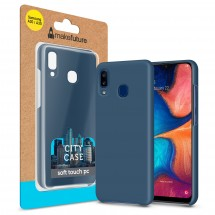 Кейс MakeFuture City Samsung A20/A30 Blue