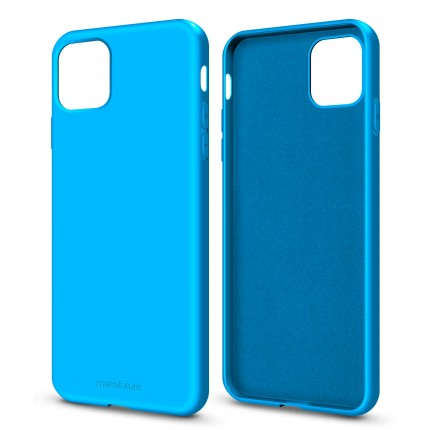 Кейс MakeFuture Flex Apple iPhone 11 Pro Light Blue