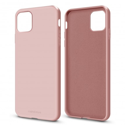 Кейс MakeFuture Flex Apple iPhone 11 Pro Rose