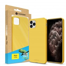 Кейс MakeFuture Flex Apple iPhone 11 Pro Yellow