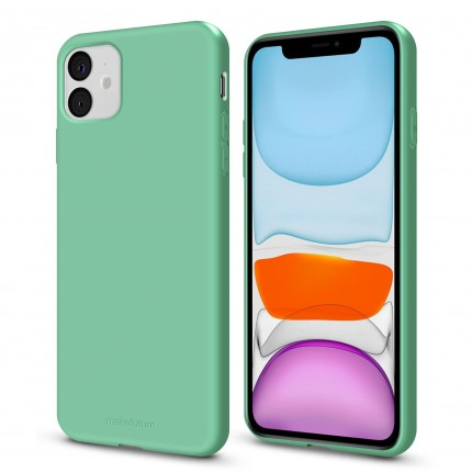 Кейс MakeFuture Flex Apple iPhone 11 Olive