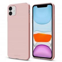 Кейс MakeFuture Flex Apple iPhone 11 Rose