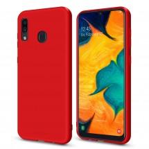Кейс MakeFuture Samsung A20/A30 Flex Red
