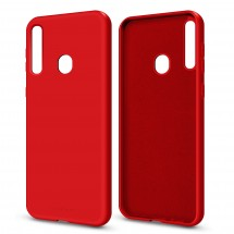 Кейс MakeFuture Flex Samsung A20s Red