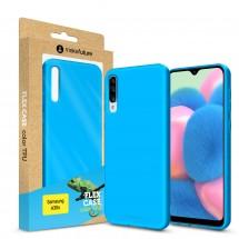 Кейс MakeFuture Flex Samsung A30s Light Blue