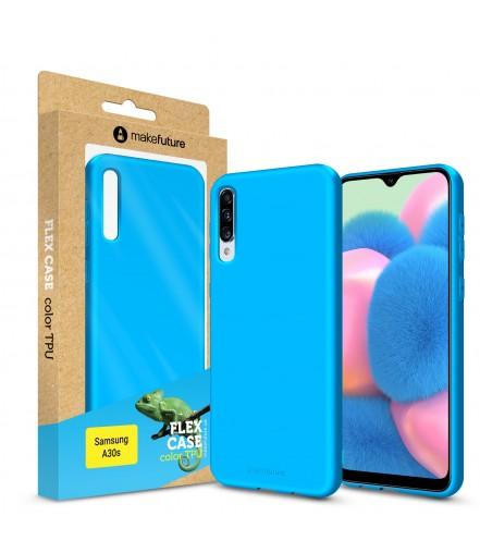Кейс MakeFuture Samsung A30s Flex Light Blue