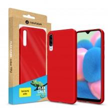 Кейс MakeFuture Flex Samsung A30s Red
