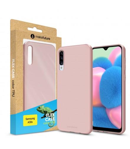 Кейс MakeFuture Flex Samsung A30s Rose