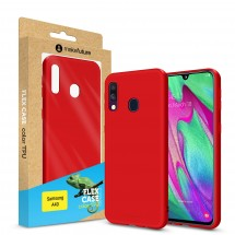 Кейс MakeFuture Samsung A40 Flex Red
