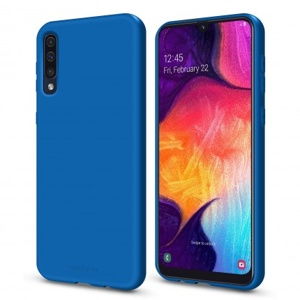 Кейс MakeFuture Flex Samsung A50 Blue