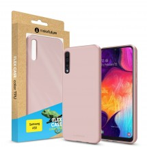Кейс MakeFuture Flex Samsung A50 Rose