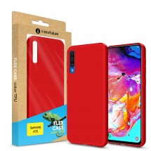 Кейс MakeFuture Flex Samsung A70 Red