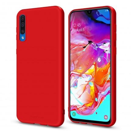 Кейс MakeFuture Flex Samsung A70 Red
