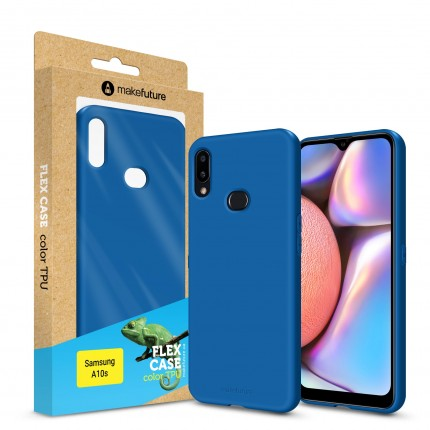 Кейс MakeFuture Flex Samsung A10s Blue