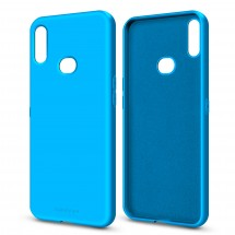 Кейс MakeFuture Flex Samsung A10s Light Blue