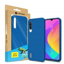 Кейс MakeFuture Flex Xiaomi Mi 9 Lite Blue