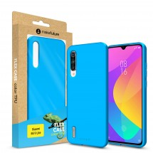 Кейс MakeFuture Flex Xiaomi Mi 9 Lite Light Blue
